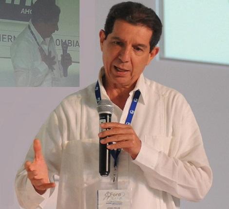 8° Foro del Caribe Colombiano: No hay una propuesta sólida clara, sectorial y una visión compartida, José Félix Lafaurie