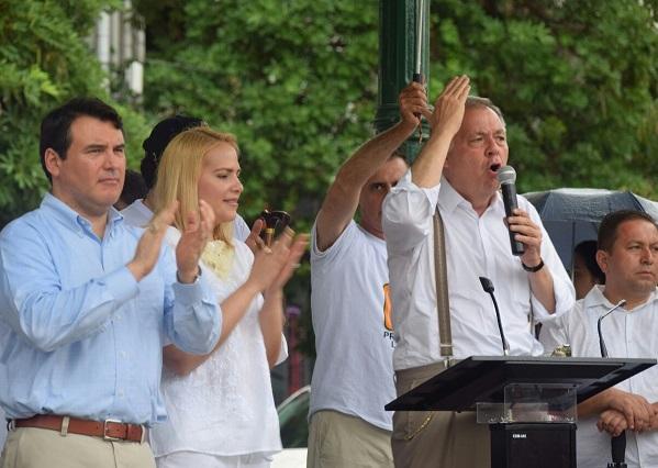 Este sábado en Barranquilla se reúne con su militancia la Reserva Activa como organización política