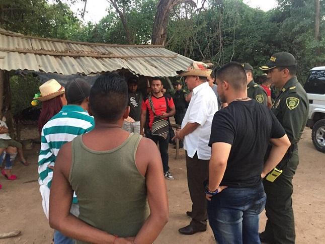 4 heridos en incursión de la Guardia de Venezuela en territorio colombiano donde robó a los ciudadanos