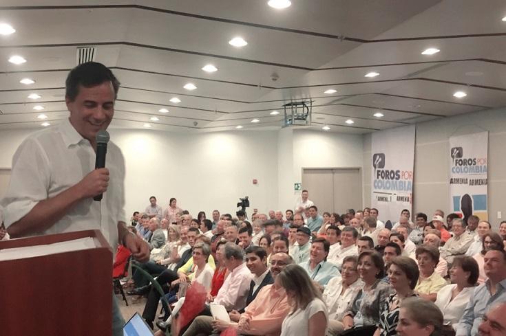 El turismo debe ser una política de Estado: Rafael Nieto