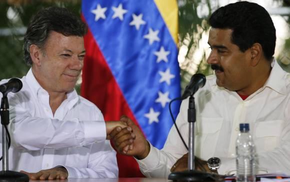 Santos se opone a que Estados Unidos le aplique a Maduro las medidas militares que le quedan como salida al régimen