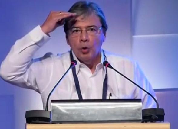 San Andrés no puede ser un Conejillo de Indias en materia de derecho internacional: Carlos Holmes Trujillo