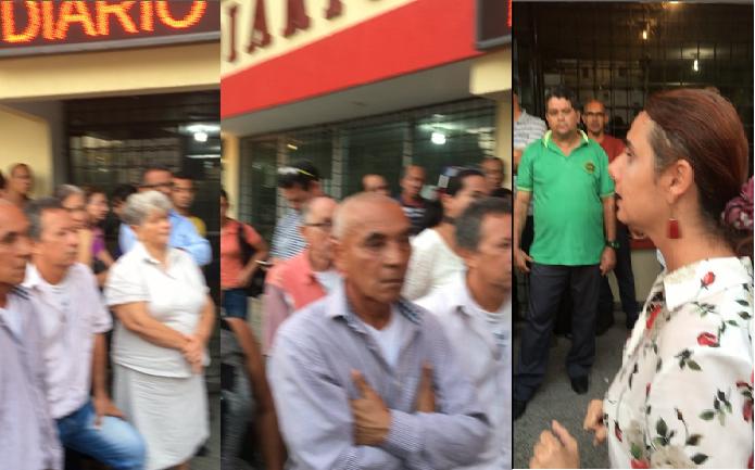 Continúan los abusos y violación de derechos contra los empleados y herederos legítimos del grupo La Libertad