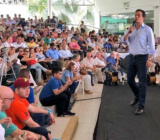 La corrupción no tiene partido político ni ideología, no hay corrupto bueno: Rafael Nieto