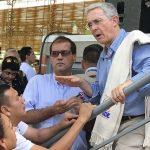 Ex Presidente Uribe, sus hijos Tomás y Jerónimo Uribe contrajeron el Covid-19