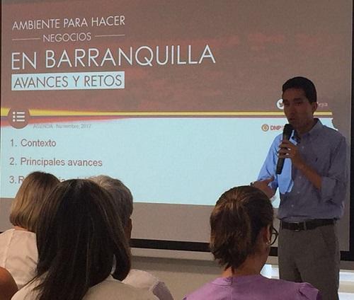 Bajar costos de licencias de obras y registro de propiedad, mejoraría el ambiente de negocios en Barranquilla: DNP