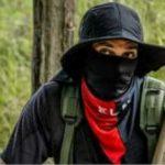 Dado de baja alias Uriel terroristas del ELN en su madriguera en Barranconsito, zona rural de Nóvita, Chocó.