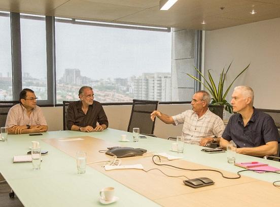 Con 7 billones de pesos según Verano de la Rosa se evitaría crisis eléctrica en el Caribe
