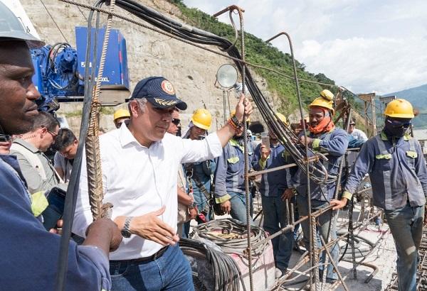 Represa de Hidroituango generadora del repunte en contagios de Covid-19, en Antioquia con 720 pacientes en total