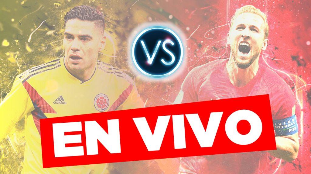 Colombia vs Inglaterra En Vivo Horario formaciones y dónde ver el partido por octavos de la Copa Mundial 2018 Rusia