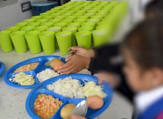 Cartel del Plan de Alimentación Escolar en Bogotá, sancionado por Superindustria