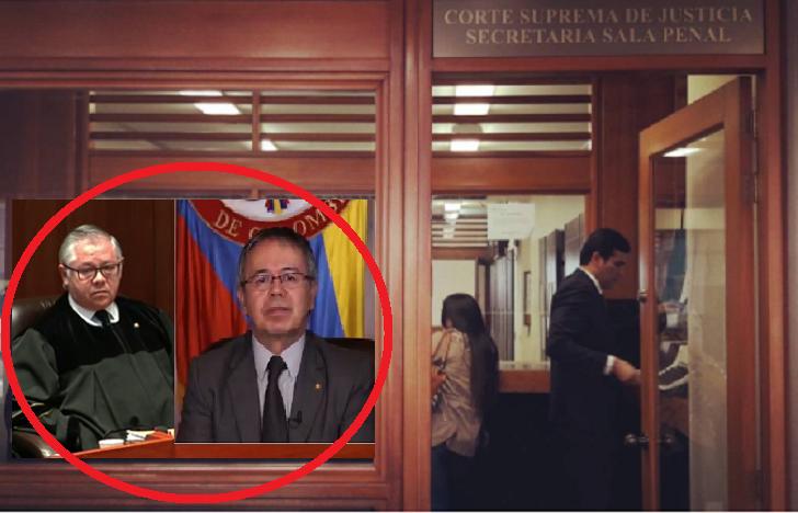 Mafistrados Barceló y Hernández, cuándo renuncian? Por: Duván Idárraga