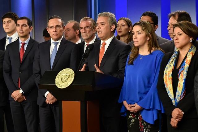 Duque le carga al hombro de los colombianos $3,6 billones de pasivos de Electricaribe