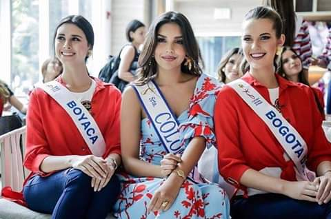 Con la llegada de 26 aspirantes a Cartagena arranca el Reinado Nacional de Belleza 2018
