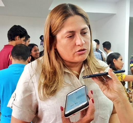 Alma Solano, Secretaria de Salud del Atlántico, da positivo en prueba de Covid-19