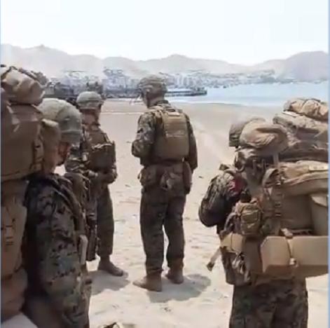 tropas