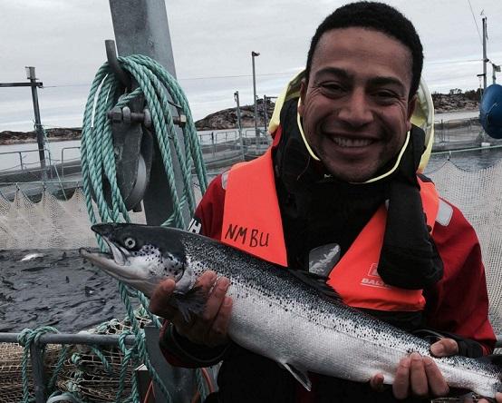 Colombia podría ser potencia en la producción de pescado, y en cambio importa miles de toneladas al año: Rhyder Ramos