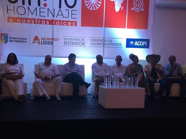 Afros del Atlántico se reunieron para analizar los avances y problemáticas que aquejan al sector