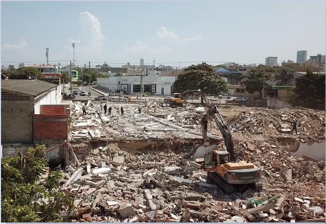 Barranquilla tendrá una nueva vía, la calle 72 se extenderá hasta el Gran Malecón