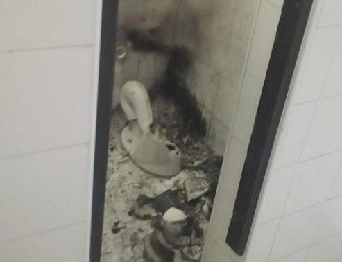 Antiexplosivo detonó de manera controlada el artefacto hallado en la Universidad del Atlántico. Campus está cerrado