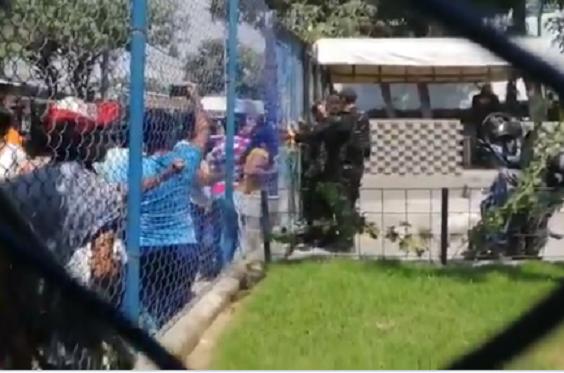 Controlado el amotinamiento en la Carcel El Bosque de Barranquilla. 14 fueron los heridos. Aquí el listado