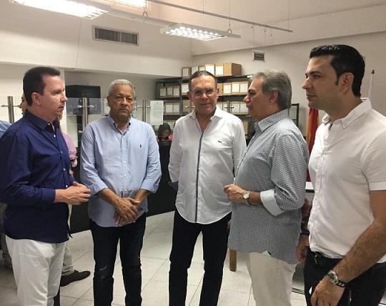 Cepeda y Zabaraín inscribieron sus candidatos. Federico Ucros repite para la Asamblea por el Partido Conservador y Juan Camilo Fuentes al Concejo de Barranquilla