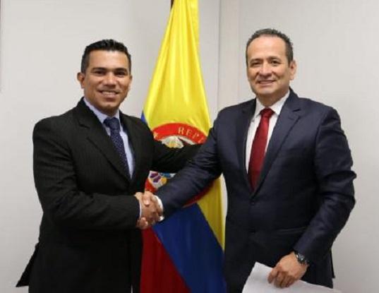 Nuevo director territorial de la Unidad de Víctimas en los departamentos del Cesar y La Guajira