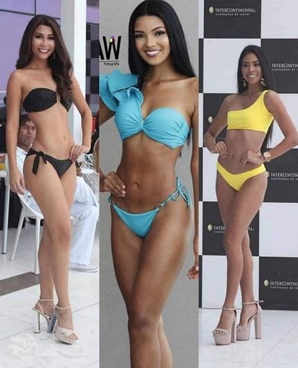 La nueva Reina del Mar elegida en Santa Marta es la santandereana Daniela Gutierrez Gómez
