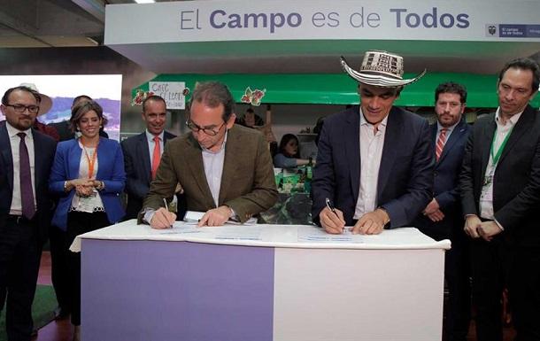MinAgro y Min Ambiente sellaron alianza para coordinar inversión de US$60 millones para producción agropecuaria ambientalmente sostenible