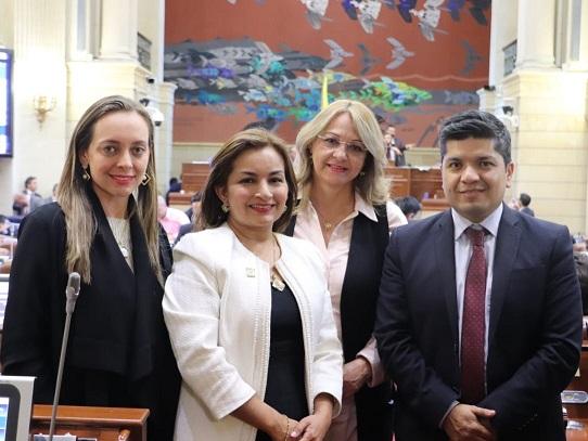 Entró en vigencia Ley iniciativa de MIRA que legitima los derechos y garantiza el ejercicio de los miembros de las Juntas de Acción Comunal