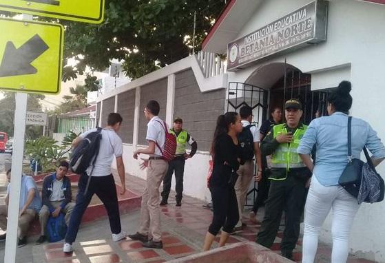 Cadena de WhatsApp aterrorizó a estudiantes, padres de familia y autoridades en Barranquilla