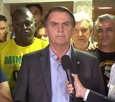 Jair Bolsonaro tiene argumentos suficientes para denunciar presuntas manos criminales en la Amazonía