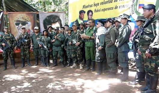 La JEP debe sin dilaciones por solicitud de la Procuraduría expulsar a Iván Márquez, Jesús Santrich, El Paisa, Romaña y El Zarco, para que las órdenes de captura sean reactivadas