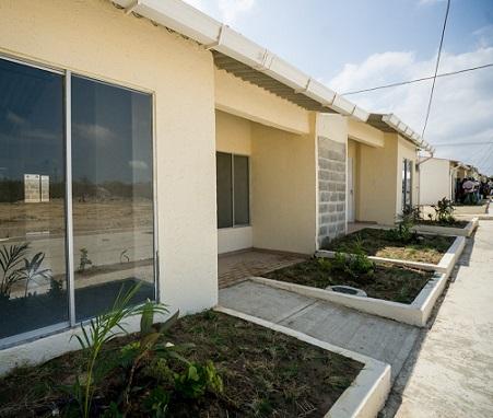 Fondo Adaptación afirma que antes de finalizar el año se podrían entregar más de 620 nuevas viviendas en Atlántico y Bolívar