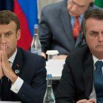 Socialista Emmanuel Macron pretende violar la soberanía de Brasil. Bolsonaro dice que Macron instrumentaliza y lo califica como sensacionalista con mentalidad colonialista