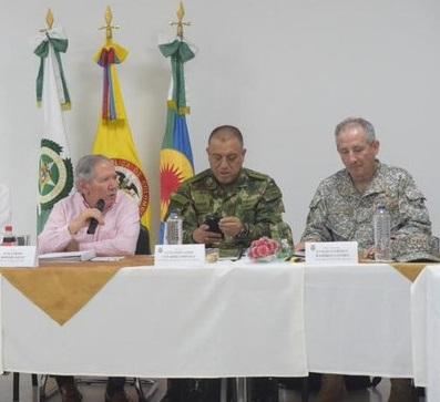 Mindefensa ofreció $3 mil millones por alias Iván Márquez, Jesús Santrich, El Paisa, Romaña y demás, ante a las amenazas de las Farc. Se conforma nueva Unidad Especial para combatirlos