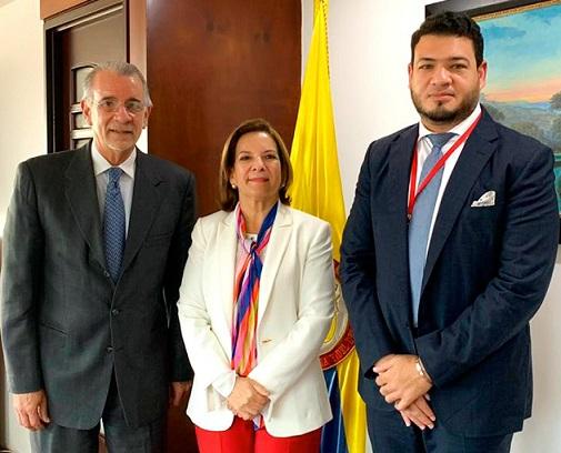 MinJusticia reiteró al gobernador Verano compromiso para construir complejo carcelario en el Atlántico