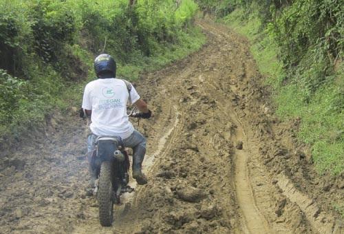 Empezó la reconstrucción de la malla vial rural a través del programa Colombia Rural