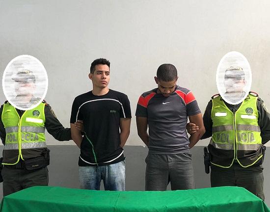 Móvil del crimen de dos hombres hallados en la vía La Playa, sería la estafa, identificados los cuerpos y los presuntos asesinos