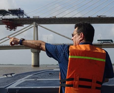 Haremos del río Magdalena un polo de desarrollo económico y turístico en el Atlántico: Candidato a la Gobernación, Carlos Dennis