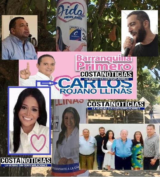 Fallo de Aída Merlano: Corte ordena investigar senadores Arturo Char y Laureano Acuña, y a Carlos Rojano Llinás, padre de la Representante a la Cámara, Karina Rojano