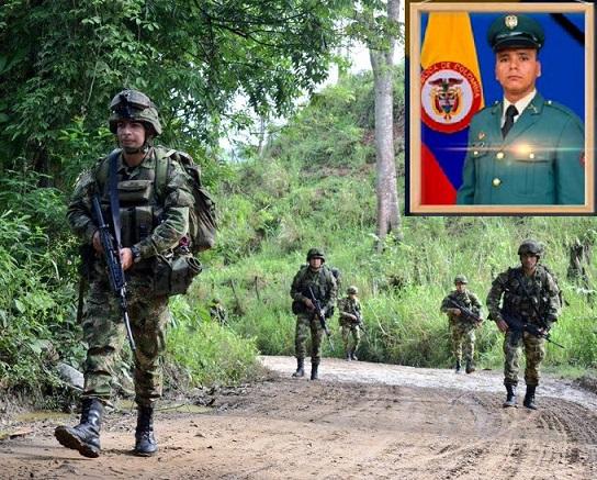 Como Giovanny Chacón Rentería, cabo segundo fue identificado por la Séptima División del Ejército el soldado asesinado en Puerto Valdivia