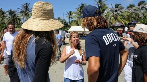Este miércoles 4 de septiembre, la candidata a la Gobernación Elsa Noguera lanzará su política de deportes