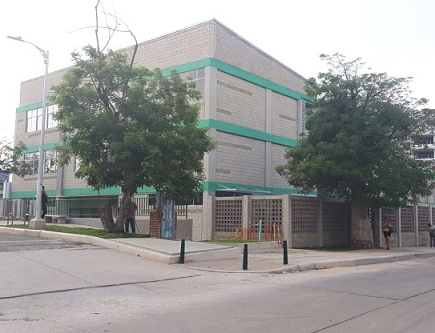 Entra en funcionamiento la ampliación de la sede principal de la Institución Educativa Alejandro Obregón, en Barranquilla