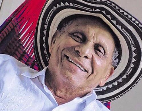 Conversatorio sobre folclor y turismo en el marco del 41 Festival Cuna de Acordeones, con la presencia de Adolfo Pacheco Anillo