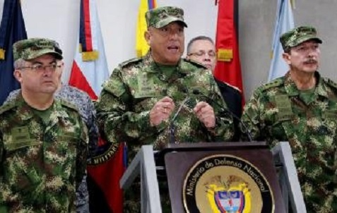 Dictadura Maduro estarían planeando atentar contra la infraestructura civil y militar de Colombia. Fuerzas Armadas están en alerta