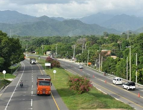 Doble calzada Ciénaga Santa Marta ha traído desarrollo a la región