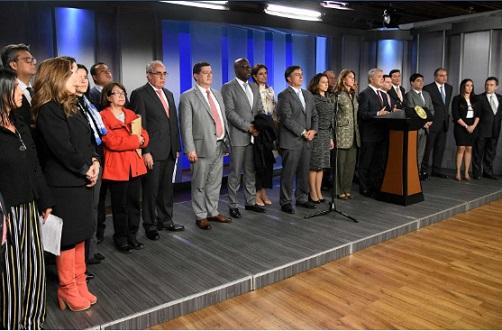 Delegados electorales del Gobierno para garantizar elecciones regionales del domingo 27 de octubre