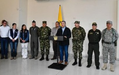 Criminalidad y narcotráfico en el norte del Cauca, tendrá como respuesta la Fuerza de Despliegue Rápido No 4 con 2.500 uniformados