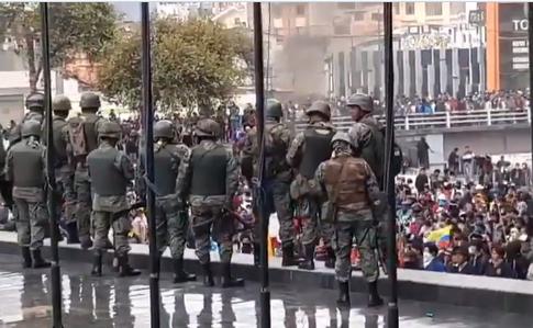 ECUADOR TOQUE DE QUEDA